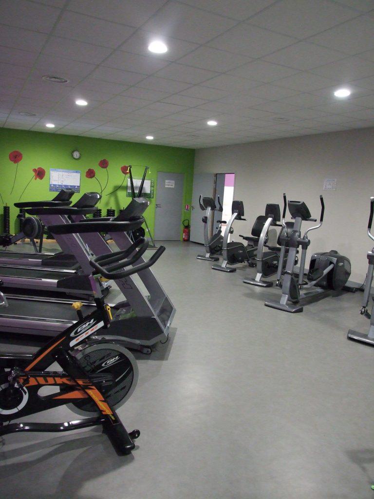 Salle Cardio Art Fit santé